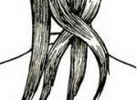 Как заплести косичку из 4 прядей