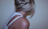 Греческая коса — как плести на видео