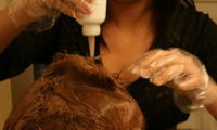 Как перекраситься из брюнетки в русый