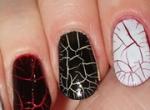 Кракелюр — лак для ногтей