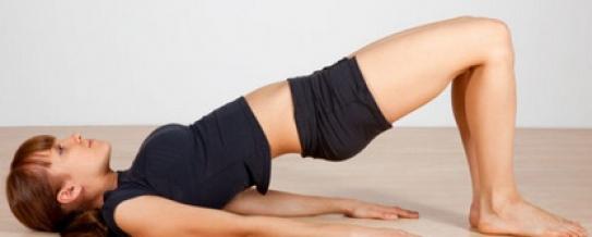 Комплекс упражнений пилатес для начинающих — видео