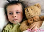 Что делать если у ребенка высокая температура