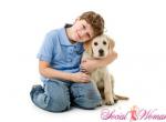 Какую собаку лучше завести для ребенка