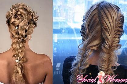 Как заплести косичку колосок самой себе - видео уроки и фото: http://socialwoman.ru/beauty/kak-zaplesti-kolosok-samoj-sebe/
