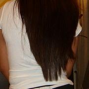 Как выпрямить волосы после химии