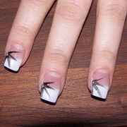 наращивания ногтей гелем дома