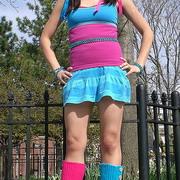 Яркий стиль в одежде