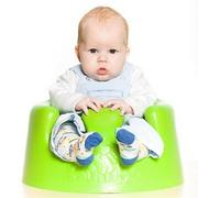 Зеленый стул у ребенка