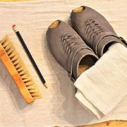 Как почистить замшу в домашних условиях