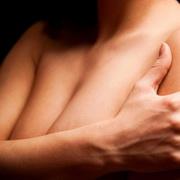 Боль в груди у женщин