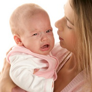 Понос у ребенка до года
