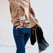 С чем носить пиджак