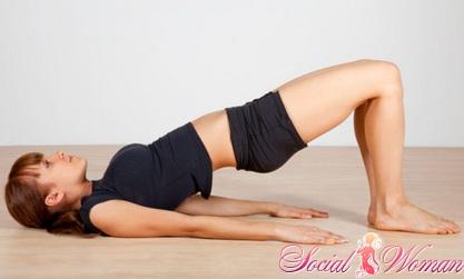 Комплекс упражнений пилатес для похудения