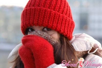 Как проявляется аллергия на холод