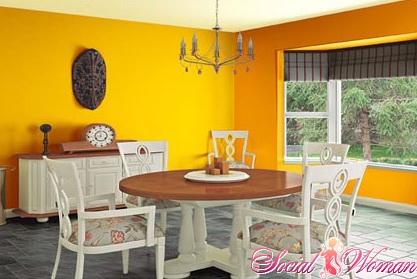 Желтый цвет является одним из самых