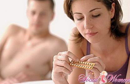 Безопасные противозачаточные таблетки